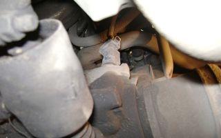 Замена датчика скорости на ВАЗ 2114 — 2115 своими руками инжектор: особенности работы