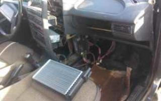Как снять вентилятор печки для замены на ВАЗ-2114: видео и фото