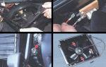 Замена вентилятора печки ВАЗ 2106: порядок снятия иустановки
