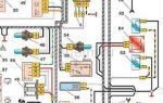 Устройство двигателя ваз-2114 инжектор 8 клапанов