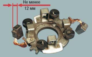 Замена втулок стартера ВАЗ 2109: предварительные работы и подробная инструкция