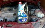 Какое масло лить в приору 16 клапанную? выбираем по критериям