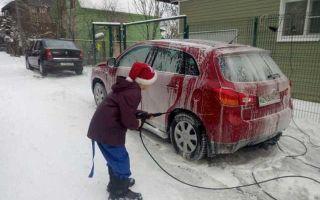 Как открыть замерзший замок автомобиля после мойки: самые простые способы