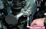 Замена вала привода масляного насоса ВАЗ 2106: расположение, принцип действия и расположение