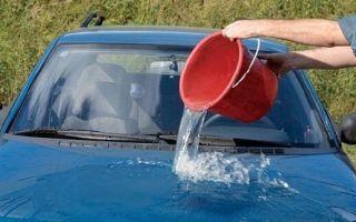 Как можно помыть машину самостоятельно — советы и рекомендации автора