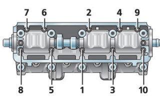 Замена датчика фаз на автомобилях Лада Калина, Приора и Гранта (16 клапанов): подробная инструкция