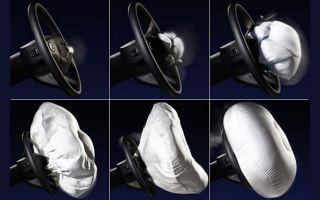 Как снять подушку безопасности пассажира на Приоре: установка шлейфа и правила демонтажа