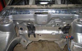 Как своими руками сделать ремонт кузова ВАЗ 2109 — инструкция и что потребуется?