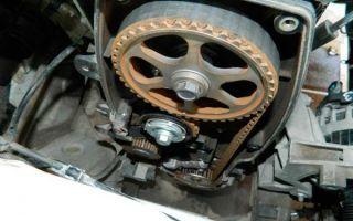 Замена ГРМ Лада Гранта 8 клапанов: схема и метки, подробная инструкция