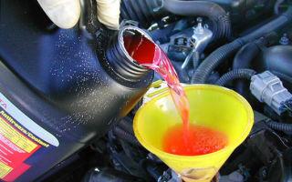 Замена тосола или антифриза на автомобилях Lada (Лада): этапы работы и выбор жидкостей