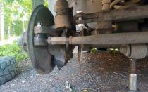 Как смазать поворотный кулак на УАЗ буханка: подробная инструкция и разбор нюансов