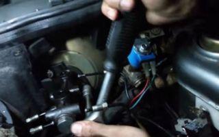 Замена главного тормозного цилиндра ВАЗ 2110: фото и инструкция как поменять деталь?