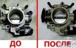 Как заменить дроссельную заслонку ВАЗ 2112 своими руками: предварительные работы