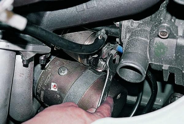 Замена втягивающего на стартере ваз 2110, 2112 - ремонт своими руками