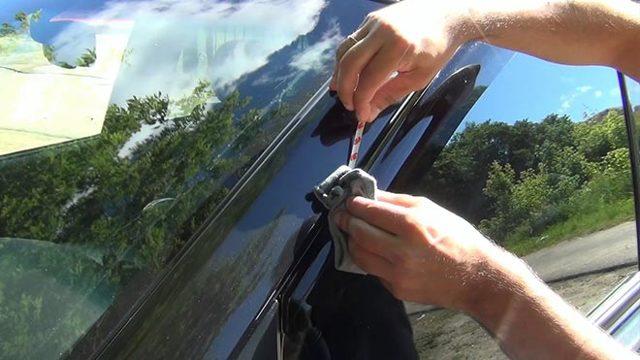 Как правильно приклеить ветровики на машину - советы и рекомендации