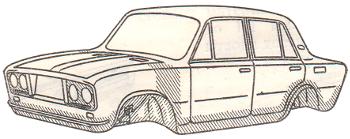 Замена втулок реактивных тяг (штанг) автомобилей ВАЗ-2101, ВАЗ-2102, ВАЗ-2104, ВАЗ-2105, ВАЗ-2106, ВАЗ-2107