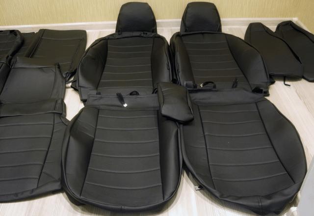 Пошив авточехлов на автомобиль: как сшить на сиденья своими руками