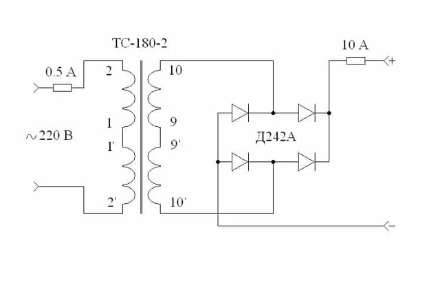 6 инструкций как собрать пуско-зарядное устройство для автомобильного аккумулятора своими руками со схемами и видео