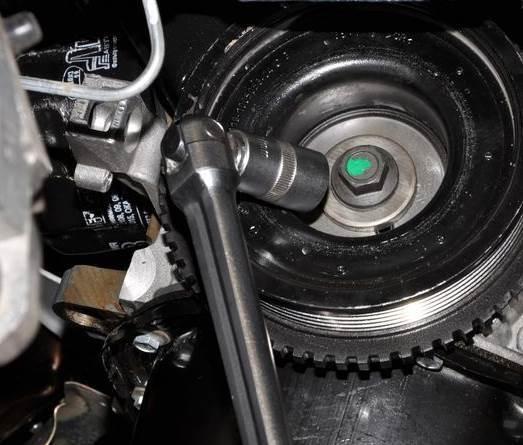 Замена ГРМ Лада Гранта 8 клапанов, схема и метки ГРМ
