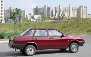 ВАЗ 2109: расход топлива на 100 км + отзывы владельцев