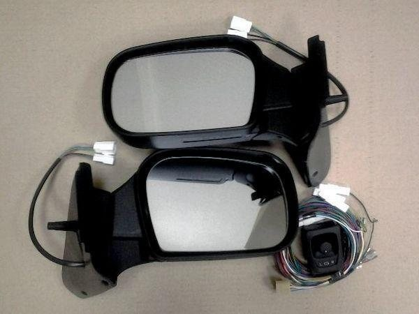 Как снять боковое зеркало на Шевроле Нива для замены: видео