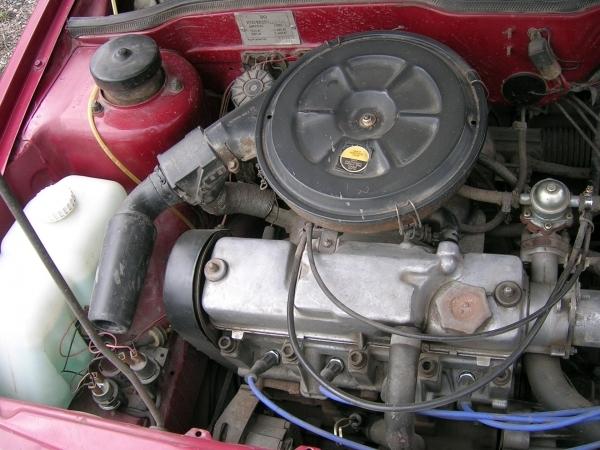 Ваз 2109: переделываем двигатель инжекторный