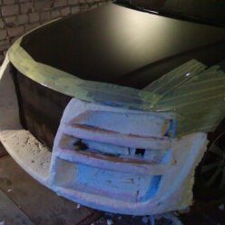 Бампер своими руками - пошаговая методика изготовления и тюнинга бампера (видео + 125 фото)