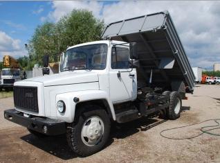 ГАЗ-3307 самосвал: технические характеристики, расход топлива (бензина) на 100 км, грузоподъемность и габариты, максимально разрешенная масса