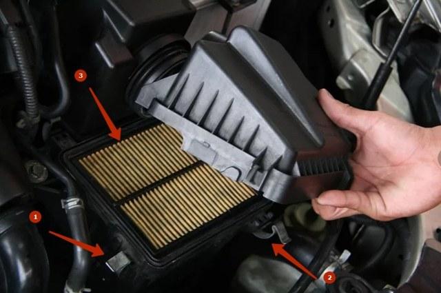 Замена воздушного фильтра двигателя: 8 полезных советов, как часто нужно менять