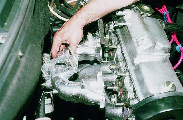 Замена головки блока цилиндров ВАЗ 2114 8 кл своими руками: фото и видео
