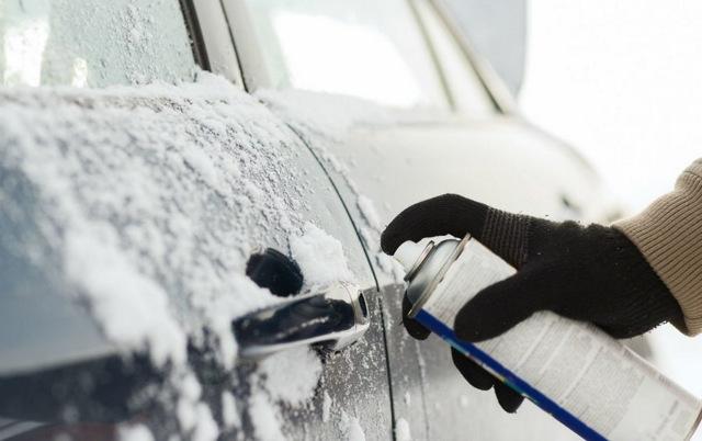 Каким образом и чем разморозить замок автомобиля: 6 эффективных способов