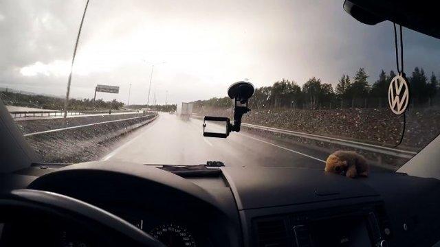 Антидождь своими руками для авто: рецепт из парафина, кондиционера для белья Ленор и строительного герметика