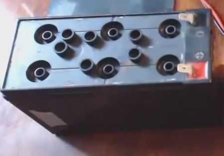 Как восстановить гелевый аккумулятор?