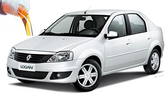 Renault Logan 2 масло для двигателя: сколько и какое нужно заливать