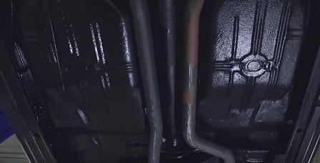 Антикоррозийная обработка днища автомобиля своими руками: чем обработать днище автомобиля как это сделать