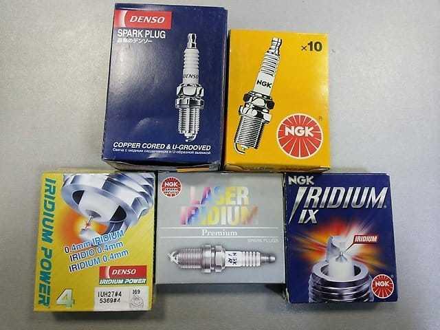 Как выбрать и заменить свечи зажигания Лада Гранта 8 клапанов: фото и видео