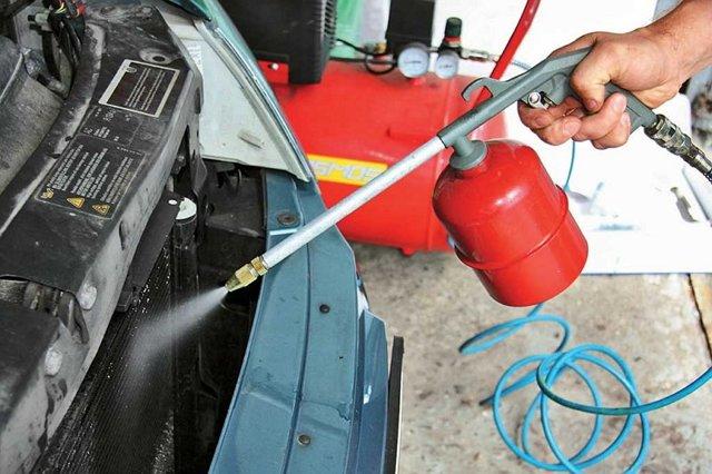 Автомобильные радиаторы кондиционера – чистим и ремонтируем сами + видео