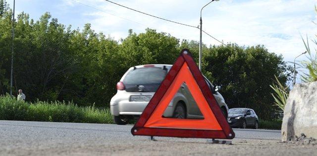 Аварийный знак при ДТП: штраф за отсутствие