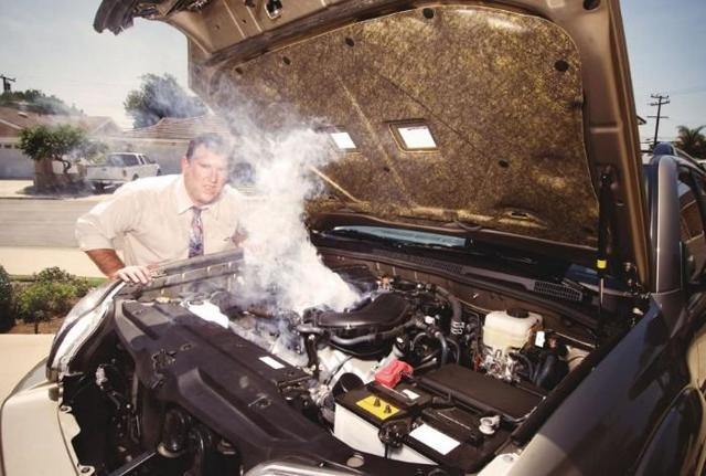 Как быстро и просто проверить работу термостата, не снимая с авто