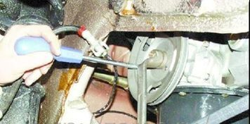 Замена ремня ГРМ ВАЗ 2109 1,5 литра 8 клапанов с фото и видео