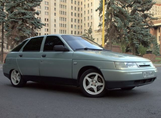 ВАЗ Лада 2112 - фото и видео, тюнинг модели, технические характеристики, отзывы владельцев