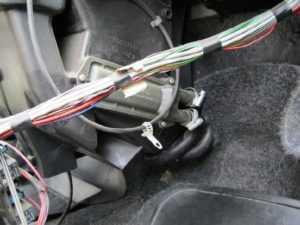 Как снять вентилятор печки для замены на ВАЗ-2114: видео, фото