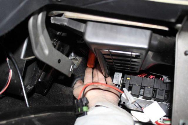 Как заменить радиатор печки на «Ниве Шевроле» с кондиционером и без него