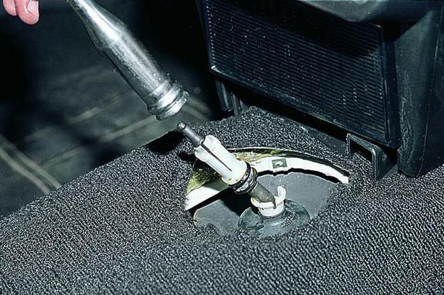 Замена сцепления ваз 2106 (нажимного диска в сборе и выжимного подшипника)