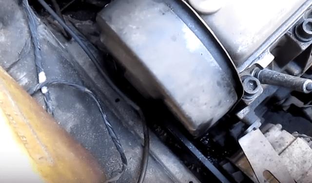 Как заменить сальник коленвала на ваз 2109