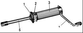 Как убрать люфт переднего моста нива 21213