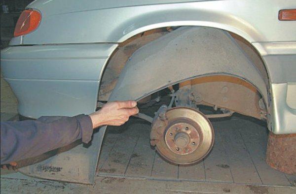 Как проверить рулевую рейку на ВАЗ-2114