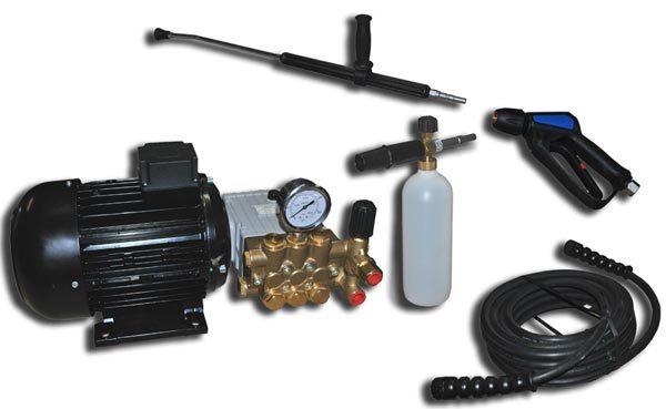 Выбрать плунжерный насос высокого давления для воды или мойки
