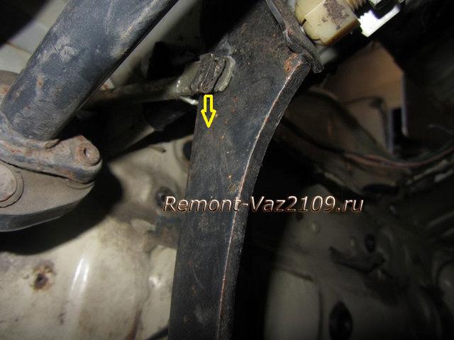 Замена вакуумного усилителя тормозов ВАЗ-2109 своими руками: видео