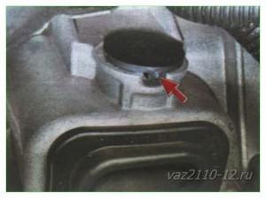Как заменить вилку сцепления на ваз 2110
